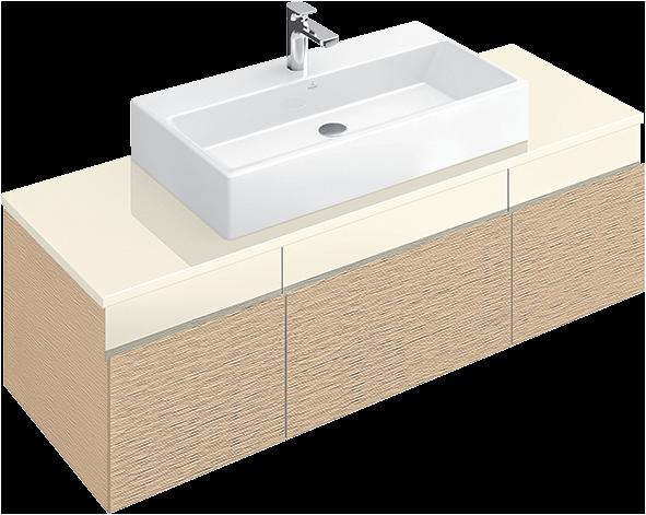 Memento Waschtischunterschrank C25500 - Villeroy & Boch