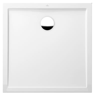 futurion flat duschwanne quadrat udq0900ffl1v villeroy. Black Bedroom Furniture Sets. Home Design Ideas