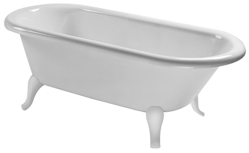 Hommage Badewanne Freistehend UBQ180HOM7W0V