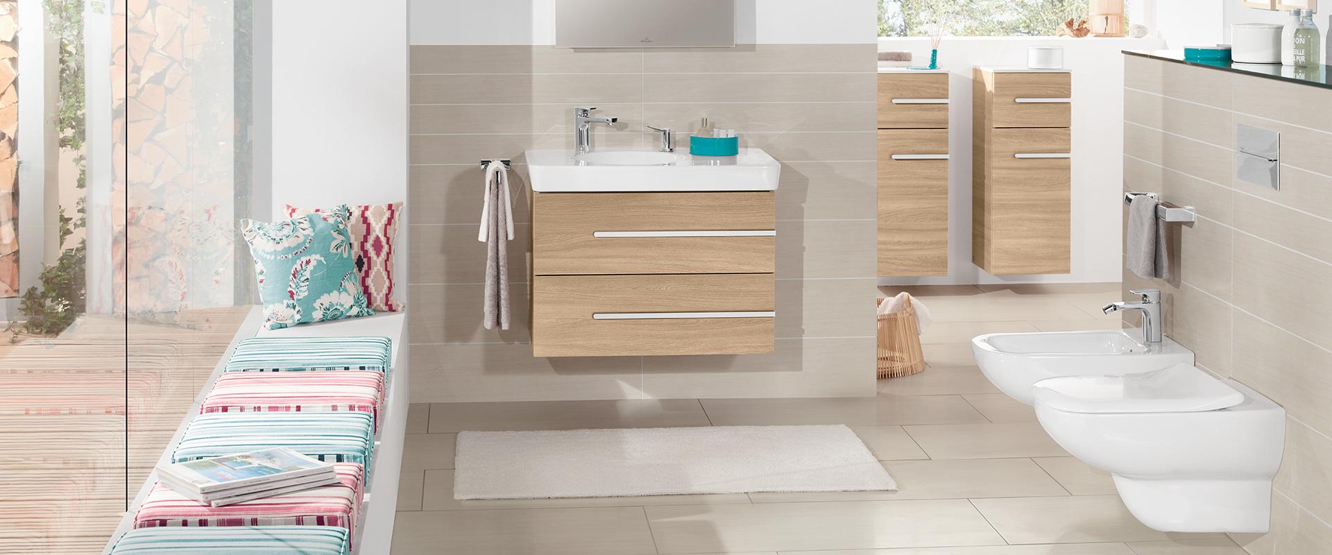 Villeroy Boch Badezimmer Jtleighcom Hausgestaltung Ideen  U003e Villeroy Boch  Badezimmer Set
