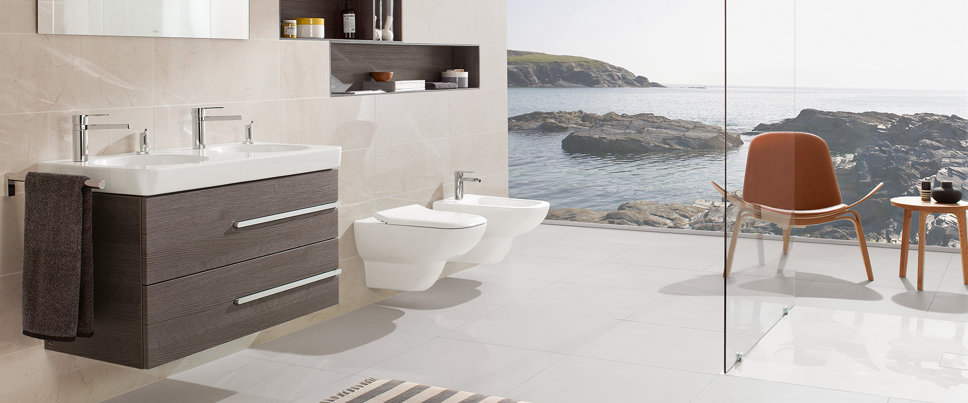 Villeroy Boch Badezimmer Set Inspiration
