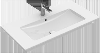 waschtische und waschbecken von villeroy boch. Black Bedroom Furniture Sets. Home Design Ideas