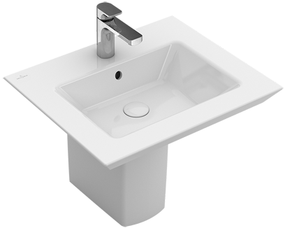 Doppelwaschbecken modern maße  Kollektion Legato von Villeroy & Boch – Moderne Wohnlichkeit ...